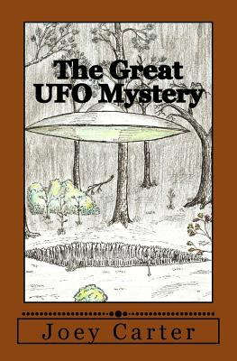 The Great UFO Mystery: A Cantor Kids! book (The Cantor Kids) (Volume 5)