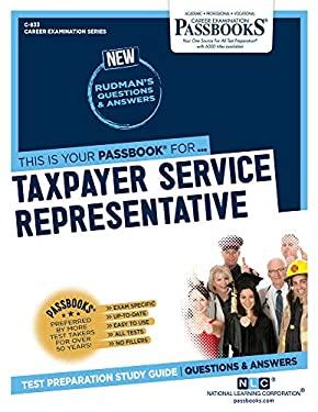 Taxpayer Service Representative (Career Examination Series)