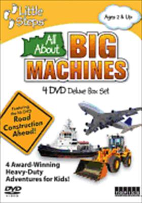 All about Big Machines Boxed Set
