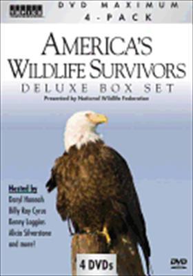 America's Wildlife Survivors Deluxe Box Set