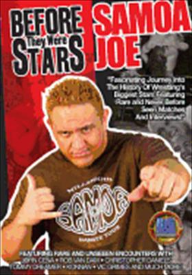 Before They Were Wrestling Stars: Samoa Joe