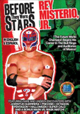 Before They Were Wrestling Stars: Rey Misterio JR.
