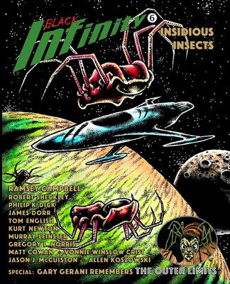 Black Infinity: Insidious Insects