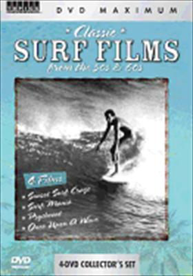 Classic Surf Films from the 50s and 60s