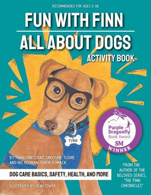 Fun with Finn Activity Book: All About Dogs