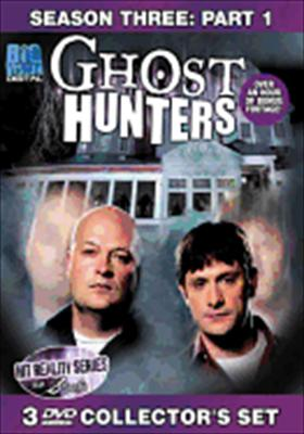 Ghost Hunters: Season Three, Part 1