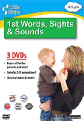 Little Steps: 1st Words, Sights & Sounds