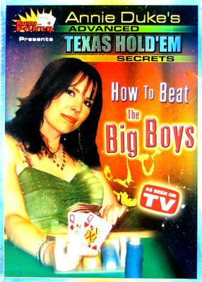 Masters of Poker: Annie Duke's Advanced Texas Hold 'em Secrets