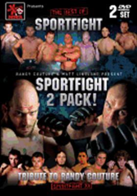 Maximum Mma Presents: Sportfight Evolution