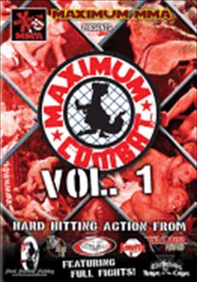 Maximum Mma Presents: Maximum Combat Volume 1