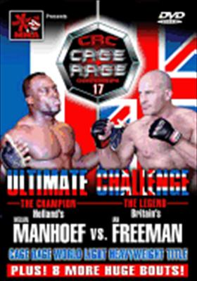 Maximum Mma Presents: Cage Rage 17 Ultimate Challenge