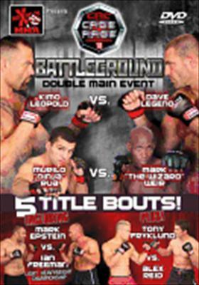 Maximum Mma Presents: Cage Rage 18 Battleground