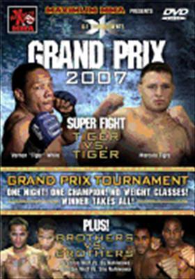 Maximum Mma Presents: X-1 Grand Prix 2007