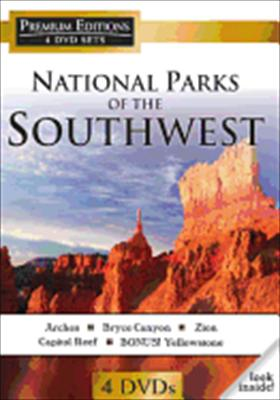 National Parks of the Southwest 0781735604113