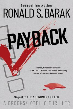 Payback (Brooks/Lotello Thriller)