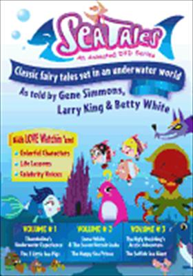 Sea Tales Volumes 1-3