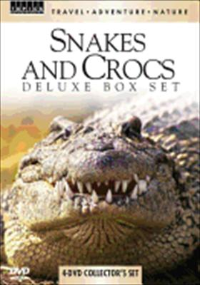 Snakes & Crocs Deluxe Box Set