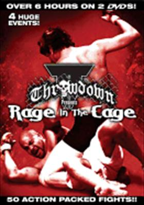 Throwdown Presents Rage in the Cage