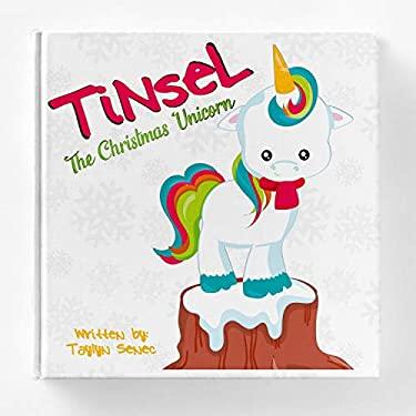 Tinsel the Christmas Unicorn