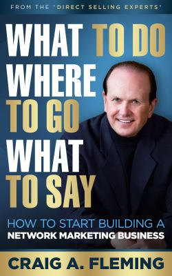 What To Do Where To Go What To Say