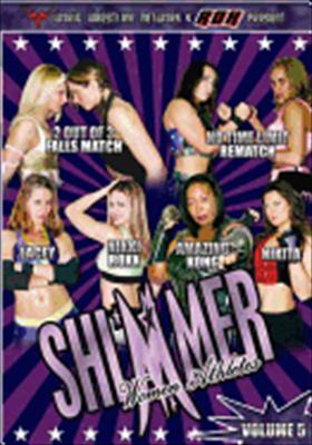 World Wrestling Network Presents Fip: Shimmer 5