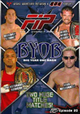 World Wrestling Network Presents Fip: Big Year One Bash