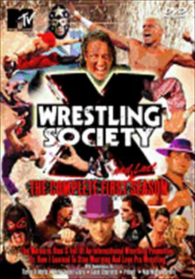 Wrestling Society X: The Complete First and Last Season