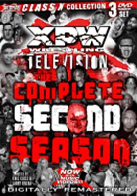 Xpw Wrestling TV: The Complete Second Season