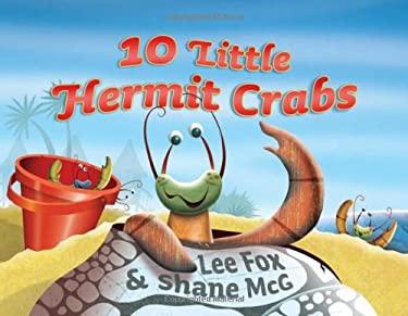 10 Little Hermit Crabs 9781741757392