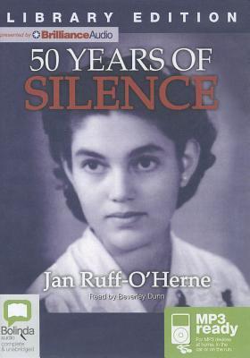 50 Years of Silence 9781743193600