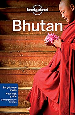 Lonely Planet Bhutan 9781741049190