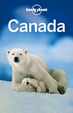 Lonely Planet Canada [With Map] 9781741792348