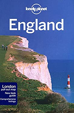 Lonely Planet England [With Map] 9781741795677