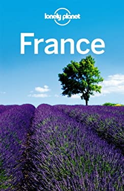 Lonely Planet France [With Map] 9781741795943