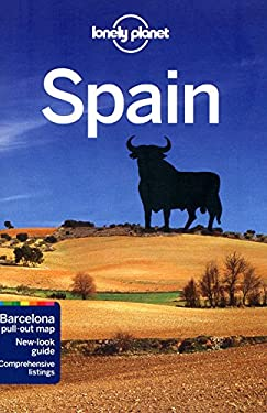 Lonely Planet Spain [With Map] 9781741795998