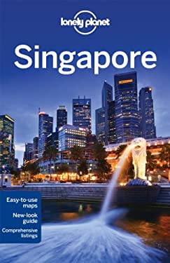 Lonely Planet Singapore [With Map] 9781741796698