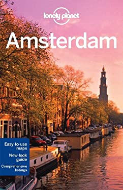 Lonely Planet Amsterdam [With Map] 9781741799033