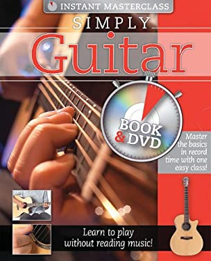 Simply Guitar [With DVD] 9781741854770