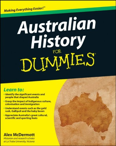 Australian History for Dummies 9781742169996