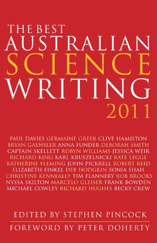 The Best Australian Science Writing 9781742233000
