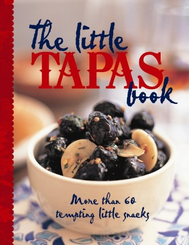 The Little Tapas Book 9781742660301