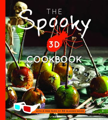 The Spooky 3D Cookbook 9781742703176
