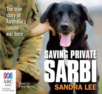 Saving Private Sarbi 9781742856070