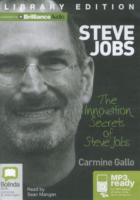 The Innovation Secrets of Steve Jobs 9781742857473