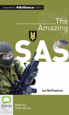 The Amazing SAS 9781743115701