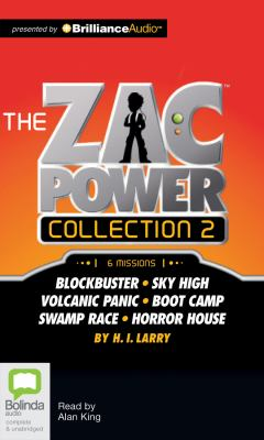 Zac Power Collection #2 9781743116968