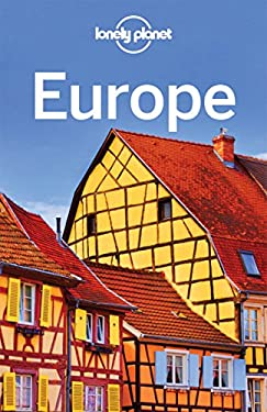 Lonely Planet Europe Travel Guidebook