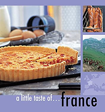 A Little Taste of France 9781741967661