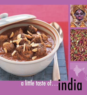 A Little Taste of India 9781741967548