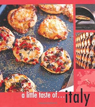 A Little Taste of Italy 9781741967555